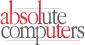 Absolute Computers logo