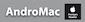 AndroMac logo