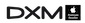 DXM logo
